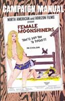 "Female Moonshiners - 11"" x 17"""