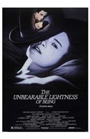 """The Unbearable Lightness of Being (movie poster) - 11"""" x 17"""""""