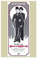 The Return of Laurel and Hardy Wall Poster