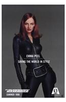 "The Avengers Emma Peel - 11"" x 17"""