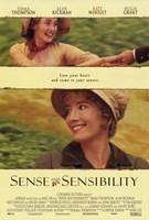 "Sense and Sensibility - 11"" x 17"""