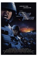 """Starship Troopers - 11"""" x 17"""""""