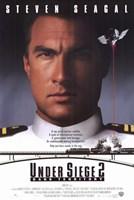 """Under Siege 2: Dark Territory movie poster - 11"""" x 17"""""""