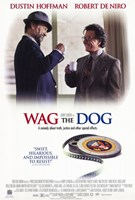 """Wag the Dog movie poster - 11"""" x 17"""""""