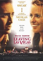 Leaving Las Vegas Wall Poster