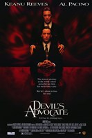 Devil's Advocate Wall Poster