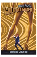 Austin Powers in Goldmember Wall Poster