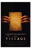 """The Village - 11"""" x 17"""""""