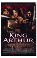 "King Arthur Cast - 11"" x 17"""