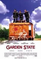 """Garden State - three people - 11"""" x 17"""""""