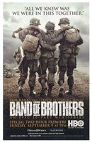 Band of Brothers HBO Wall Poster