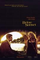 """Before Sunset Movie - 11"""" x 17"""""""