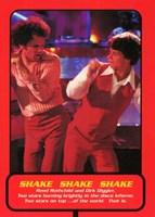 """Boogie Nights - Shake Shake Shake - 11"""" x 17"""""""
