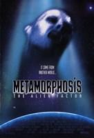 "Metamorphosis: the Alien Factor - 11"" x 17"""