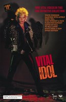 """Billy Idol: Vital - 11"""" x 17"""""""