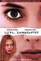 "Girl  Interrupted - 11"" x 17"", FulcrumGallery.com brand"