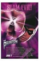 "The Phantom - Slam Evil! - 11"" x 17"""