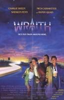 """Wraith - 11"""" x 17"""""""