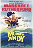 "Murder Ahoy - 11"" x 17"", FulcrumGallery.com brand"
