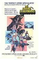 "The Daring Dobermans - 11"" x 17"""
