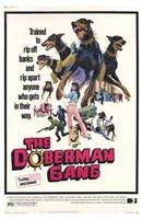 "The Doberman Gang - 11"" x 17"""