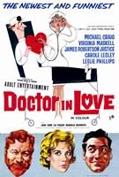 """Doctor in Love - 11"""" x 17"""""""