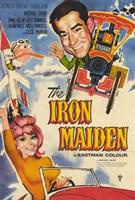 """The Iron Maiden - 11"""" x 17"""""""