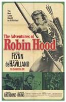 "The Adventures of Robin Hood Green - 11"" x 17"""