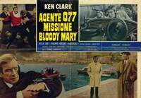 """Mission Bloody Mary Ken Clark - 17"""" x 11"""""""