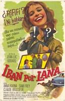 "Band of Outsiders Iban Por Lana Spanish - 11"" x 17"""