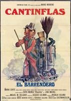 """Barrendero  El - 11"""" x 17"""""""