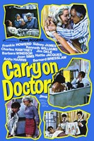 """Carry on Doctor Scenes - 11"""" x 17"""""""