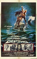 "Bermuda Depths - 11"" x 17"", FulcrumGallery.com brand"