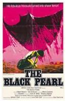 "The Black Pearl - 11"" x 17"""
