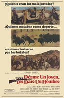 """Bless the Beasts and Children Spanish - 11"""" x 17"""""""