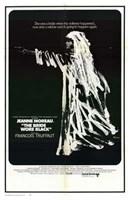 """The Bride Wore Black Film - 11"""" x 17"""""""