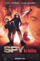 "Spy Kids - 11"" x 17"""