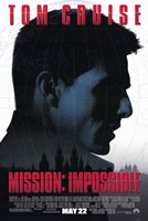 Mission: Impossible Wall Poster