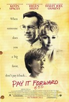 """Pay it Forward Kevin Spacey - 11"""" x 17"""""""