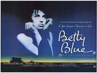 "Betty Blue - 17"" x 11"", FulcrumGallery.com brand"