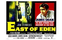 East of Eden John Steinbeck Wall Poster