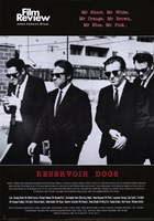 Reservoir Dogs Film Review Fine Art Print