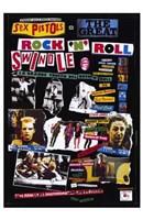 """The Great Rock 'N' Roll Swindle scenes - 11"""" x 17"""""""
