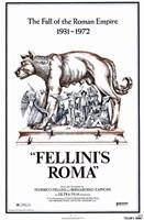 "Fellini's Roma - 11"" x 17"""