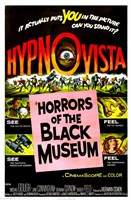 """Horrors of the Black Museum - 11"""" x 17"""""""