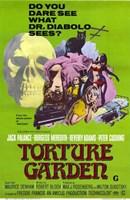 """Torture Garden - 11"""" x 17"""""""