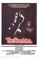 "The Gambler Movie - 11"" x 17"""