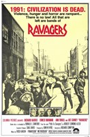 "Ravagers - 11"" x 17"""