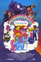 """My Little Pony - 11"""" x 17"""""""