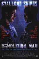 Demolition Man Fine Art Print